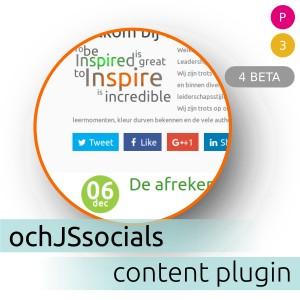 ochJSsocials 1.4.0