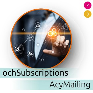 AcyMailing Subscriptions 1.0.0